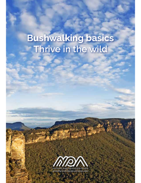 Bushwalking Basics – Thive in the wild